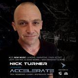 Nick Turner - ACCELERATE #121