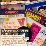 The Vinyl Mixtape Nr.389,5 by Diyei Pituto + surprise!