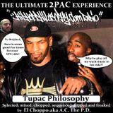 2Pac - Tupac Philosophy - HipHop Philosophy Radio