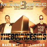 Back 2 The BassKicks - Ep. 3 August 10th/2016 - Gust Mix - The Bounce Sirs - MoreBass.com Debut