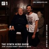 The Synth Hero Show - 24th July 2017