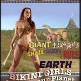 "Giant Lizards shall soon rule the Earth! Episode 7: ""Radical transformations of the Tibetan Sphynx"""
