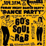 The Friday Night Dance Party DANCE PARTY live on WAYO 104.3. 12/16/16