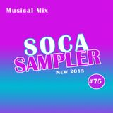 Musical Mix - Soca Sampler 75