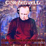 Cor Zegveld exclusive radio mix Techno Connection UK Underground FM 05/07/2019