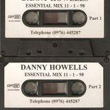 1998-01-11 Danny Howells - BBC Radio 1 Essential Mix [HQ Version]