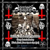 1/1/17 - Killing Time With Hatewar / Hate War's Bunker on Los Anarchy Radio - Satanic Sunday