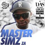 In Das We Trust Guest Mix by Master Simz