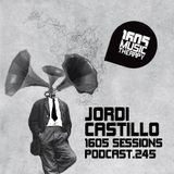1605 Podcast 245 with Jordi Castillo