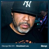 Discogs Mix 44- Breakbeat Lou