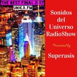 278.-Sonidos Del Universo Radioshow by Superasis@The Best Final.29.12.17