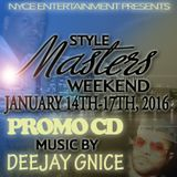 STYLE MASTERS WEEKEND PROMO CD (Chicago Style Steppin)