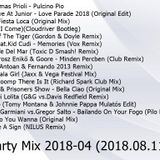 2018.08.11. Gab-E - Party Mix 2018-04 (2018)