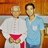 Mons. Ramon Castro Castro Visita ad Liminia