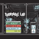 Monday Blue Live! At The Lab  (Live Vinyl Set 12.03.18)