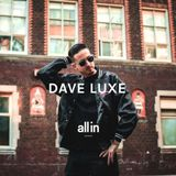 Dave Luxe for All In Eyewear [July 2014]