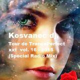 Kosvanec dj. - Tour de TrancePerfect xxt. vol.16-2015 (Special Radio Mix)