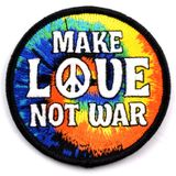 MAKE LOVE NOT WAR by Monsieur Hublot