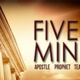 Five Fold Ministry - Audio