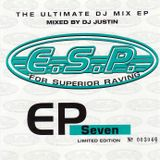 ESP - EP Seven - Mixed by Justin Vee