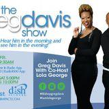 Greg Davis Radio Show March 12th