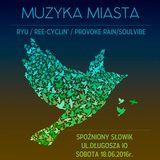 Drumnbass'owy Słowik | Promo Mix - Muzyka Miasta
