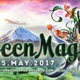 TAKE&MOG Dark Progressive 2Hours Set @Green Magic 2017