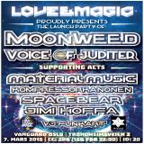 Material Music - L&M 100s [mistakenly recorded Mega-LIVE Version 2015] - raw & unmastered