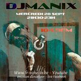 Dj Manix Dancefloor System 28-09-16