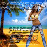 DJ Steeve.G.IMP Podcast 13 août 2015