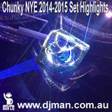 2014 - 2015 Chunky NYE Set Highlights