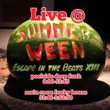(House/Funky House/Deep Funk/Disco) Bucho - Live @ Escape in the Beats 13: Summerween (2 Sets)