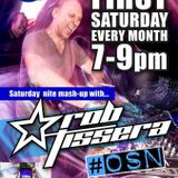 The Saturday Night Mash-Up Show With Rob Tissera on #OSNRadio September 2018