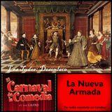 #La Nueva Armada:El Carnaval de la Comedia nos trae el humor español tras despedirnos de Los Tudor