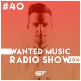 Wanted Music Radio Show 2016 W40