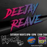 THE WILDONES ON FM DEEJAY REAVE KISS 96.9 FM / HOT 103.9 FM 02-11-17