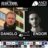 Electrik Playground 26/5/18 inc. Endor & Danglo Guest Sessions