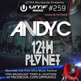 UMF Radio 259 - Andy C & 12th Planet (Live from ULTRA 2014)