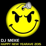Happy New Yearave 2015 [classic 90s rave & hardtrance]