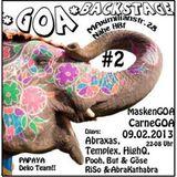 RiSo feat. AbraKathabra @ Backstage Bonn (Feb 9th 2013)