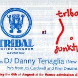 Danny Tenaglia - Live @ Tribal Funktion, Edinburgh 06.08.1994 Part 1