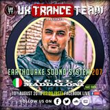 UkTranceTeam - Earthquake Sound System 207 (Take Over By Nicola Maddaloni)