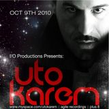 Uto Karem @ Footwork - Oct 9 2010 [Pt.1]