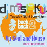Nu Soul House Mix: DJ Mastakut Show on Back2Backfm.net 2018/01/16