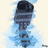 Espaço Sindical - 11 de janeiro de 2018