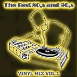 The Best 80,s and 90,s Vinyl Mix Vol 1