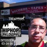 The exclusive Spexxx interview on HipHopPhilosophy.com Radio - LIVE - 03-14-16