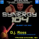 The Jammer - Synergy 2015 Podcast 05 Feat. DJ Ross [EPISODE 104]