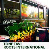 Tone Tavi - Roots International (Live @ Reggae Fry-Day)