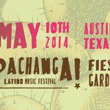 Pachanga Latino Music Fest - Chicha Libre